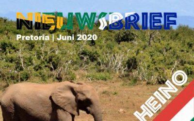 Nieuwsbrief Gerrit en José juni 2020