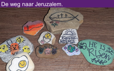 Paas Challenge 2021: De Weg door Jeruzalem