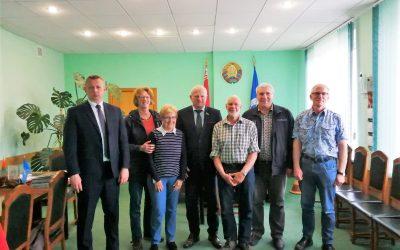 Stichting Tsjerkind: Weer naar Wit Rusland