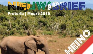 Nieuwsbrief Fam Heino maart 2019
