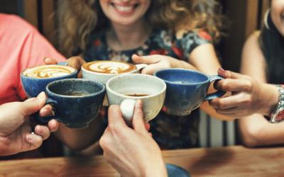 Kom bij het Koffie Team