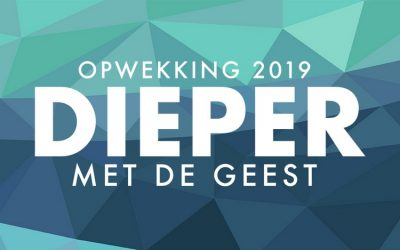 Opwekking 2019 Pinksterconferentie